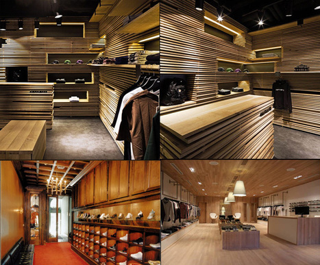 The Cool Hunter - For The Love of Wood   Arquitectura digital   Scoop.it