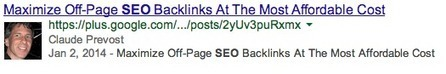 Full Implementation Of Rich Snippets And Structured Data For Your SEO | Visitor experience, Social media, SEO | Scoop.it