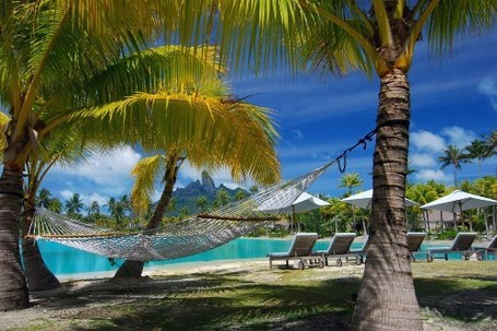 Best Views from a Hammock: 8 Amazing Hotels Slideshow | hammocks | Scoop.it