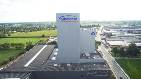 Nuscience opens new state-of-the-art plant in Drongen | Global Milling | Global Milling | Scoop.it