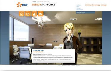 Design et énergie dans les jeux d'EDF | Le groupe EDF | Scoop.it