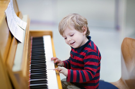 More Evidence Music Training Boosts Brainpower - | Music, Theatre, and Dance | Scoop.it