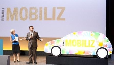 Renault MOBILIZ social business program: Car pooling, micro community ... - Rush Lane | Do the Enterprise 2.0! | Scoop.it