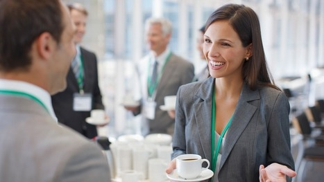 Networking 101: How to make a lasting impression | Les chiffres et les Etres | Scoop.it