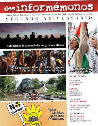 26 días en la Bestia « Desinformémonos | Migración de Centro y Sud América | Scoop.it