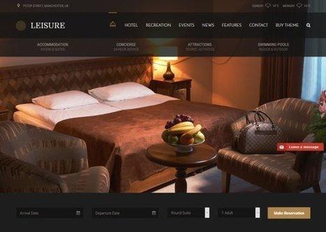 10+ Hotel WordPress Themes   Best of 2015   Professional WordPress Themes Designs   Scoop.it