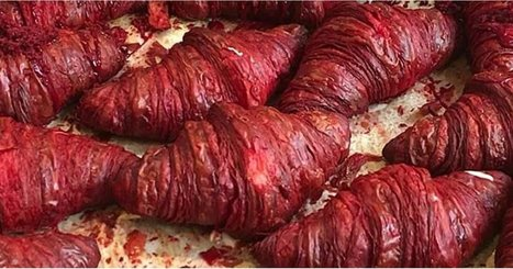 Red Velvet Croissants Look as Decadent as They Sound | ♨ Family & Food ♨ | Scoop.it