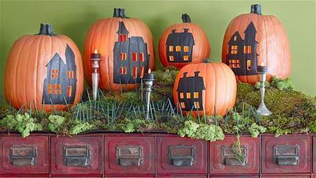 25 Clever Halloween Pumpkin Ideas | It's Show Prep for Radio | Scoop.it