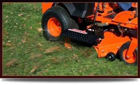 Understanding the Benefits of Lawn Mowers Mulching | Advanced Chute System | Scoop.it