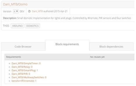 Project Domo: Domotics with Arduino - biicode Blog | Raspberry Pi | Scoop.it