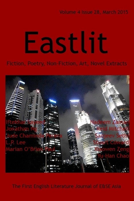 Eastlit March 2015: Asian Literature. Poetry. Fiction, Art. | English Literature and Art in East & South East Asia | Scoop.it