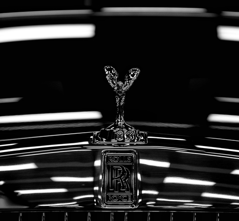 Rolls Royce ornament | My Photo | Scoop.it
