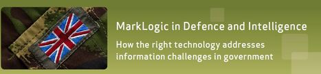 MarkLogic in Defence and Intelligence | MarkLogic - Enterprise NoSQL Database | Scoop.it