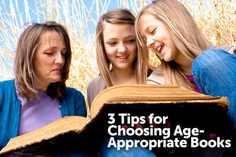 3 Simple Tips for Choosing Age-Appropriate Children's Books | Teacher Librarian | Scoop.it