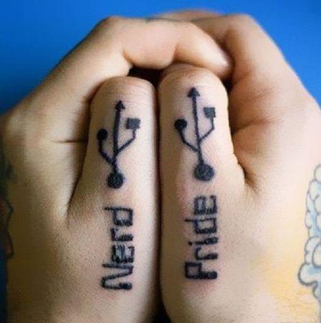 15 Horribly Nerdy Tattoos I'd Never Get   Hoolie investigates contemporary tattoos   Scoop.it