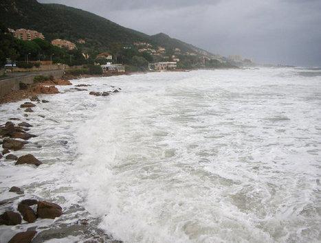 Pluie, vent et fortes vagues en Corse-du-Sud : prudence ! | Culture et Loisirs | Scoop.it