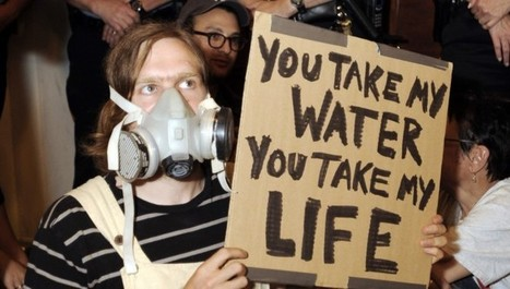 Study: Radioactive Waste Found Leaving Fracking Wastewater Facility - Mintpress News | Hidden Spy Camera in Delhi | Scoop.it