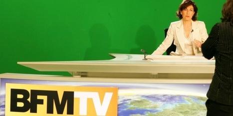 Comment BFMTV et i>Télé mettent en scène le néant | DocPresseESJ | Scoop.it