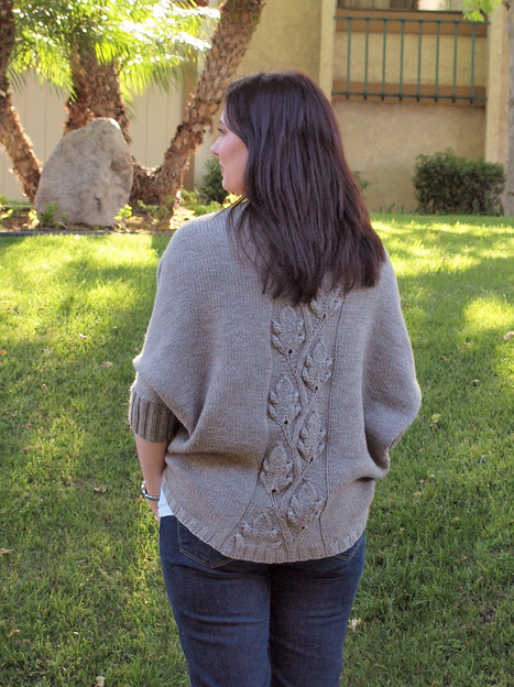 creature comforts cardi pattern by Madelinetosh | Kreative ideer | Scoop.it