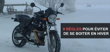 Les 8 règles pour éviter de se boiter en hiver en moto et scooter | Chewing-Gomme | Balade et voyage moto, coté pratique ! | Scoop.it