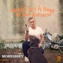 Morrissey: Crise moralisatrice de base - Le Peuple Du Rock Webzine   Morrissey 4 eva   Scoop.it