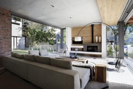 Glen 2961 House by SAOTA and Three 14 Architects | Casas del mundo | Scoop.it
