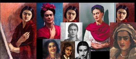 Amrita Sher-Gil, l'étrange vie de la Frida Kahlo indienne | Indian Ocean 7 Lames la Mer | Scoop.it