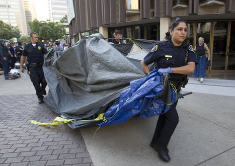 San Diego Is Spending $57,000 Daily and Has Spent $2.4 Million Total Patrolling Occupy San Diego | Occupy California | Scoop.it