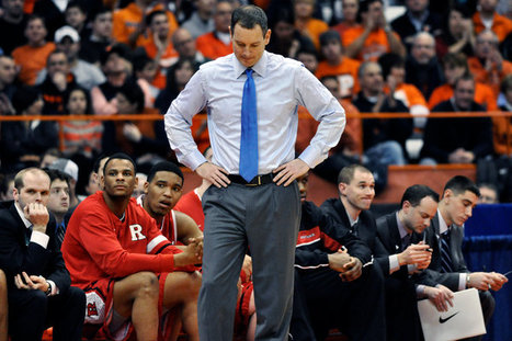 Rutgers fires basketball coach Mike Rice after video surfaces of him using slurs and abusing his playersLandyn Behn | Landyn Behn | NCAA hoops | Scoop.it