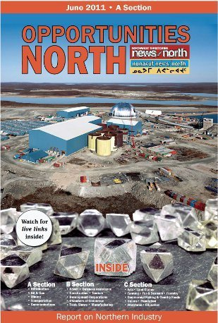 """@NNSLOnline's """"Opportunities North 2011"""" #NWT / #Nunavut is now online complete with live links! 