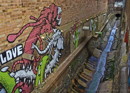 South Africa; Street Art in Johannesburg - Mallory on Travel | Visual Culture and Communication | Scoop.it