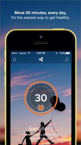 Human: Make moving fun. | Benchmark Mobile User Interface | Scoop.it