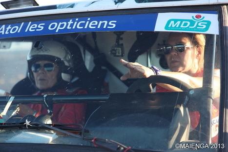 Rallye des Gazelles : mère et fille sur la ligne de départ | MajunGazelles | Scoop.it