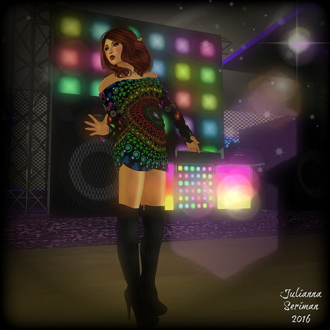 Come Dancing | 亗 Second Life Freebies Addiction & More 亗 | Scoop.it