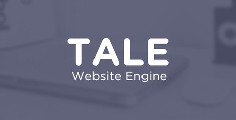 Tale – Website Engine (PHP Scripts) | PHP Scripts Download | Scoop.it