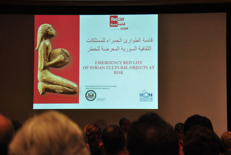 The other toll in Syria: International Council of Museums releases list of cultural gems stolen or looted | Art | Scoop.it