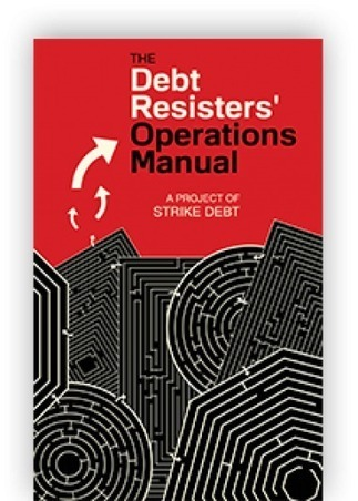 Book as Tactic: NYC Launch for Debt Resisters' Operations Manual   occupy wall street   Scoop.it