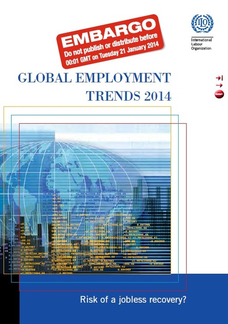 ILO: Global Employment Trends 2014 | Poverty and Inequality | Scoop.it