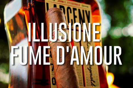 Video Cigar Review - Illusione Fume D'Amour | Cigars n Stuff | Scoop.it