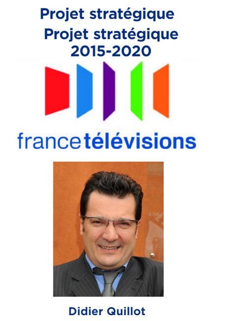 Désignation du patron de France Télévisions: Didier Quillot dénonce «l'opacité» | DocPresseESJ | Scoop.it
