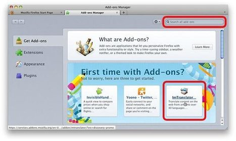 Find and install add-ons to add features to Firefox   Firefox Help   Digital Toolkit   Scoop.it