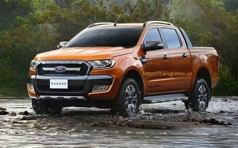 2017 Ford Ranger Specs, Price, Release Date | carsgizmo | Scoop.it