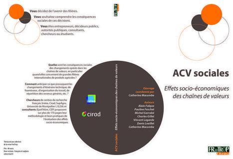 L'ACV Sociale en remplacement de la RSE ?   éco-conception   Scoop.it
