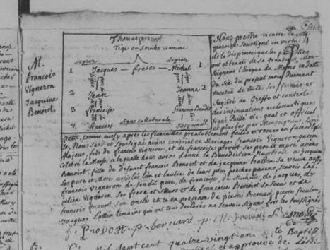 Définition de l'implexe en généalogie | Yvon Généalogie | Genéalogie | Scoop.it