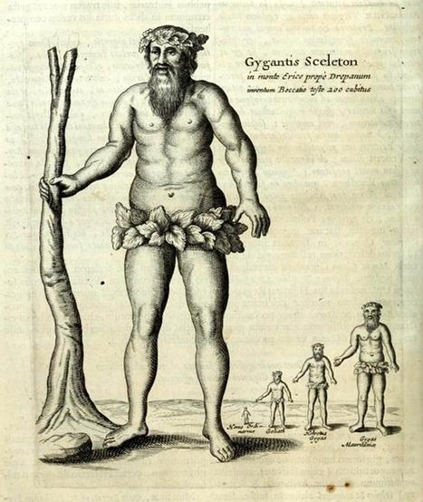Teutobochus, le géant qui n'en était pas un | Merveilles - Marvels | Scoop.it