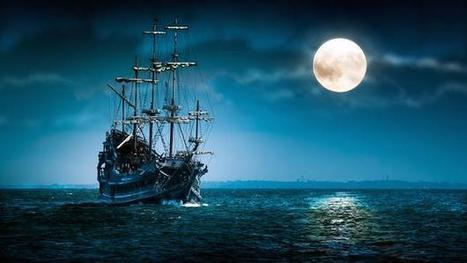 How do you find a ghost ship? | All about water, the oceans, environmental issues | Scoop.it