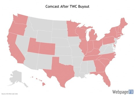Who Controls The Internet? A State-by-State Look   Geography News Network   Scoop.it