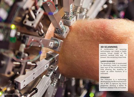 Industrial Designer Creates The 'Exo' 3D Printed Prosthetic Leg with Aesthetics in Mind | Marketing BtoB | Scoop.it