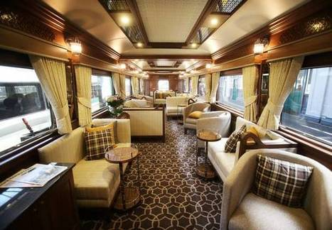All Aboard! Ireland's first luxury sleeper train launches in Dublin - Independent.ie | Of Interest to Friends of Ireland | Scoop.it