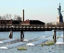 CCNY Landscape Architect Offers Storm Surge Defense Alternatives | Sustain Our Earth | Scoop.it